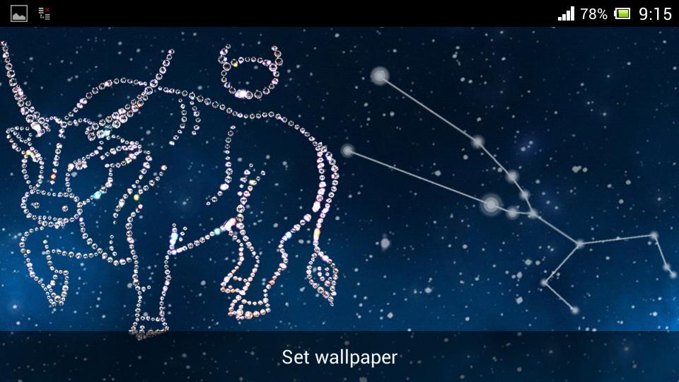 Taurus Hd Wallpapers Download   Constellation Wallpaper 960x540