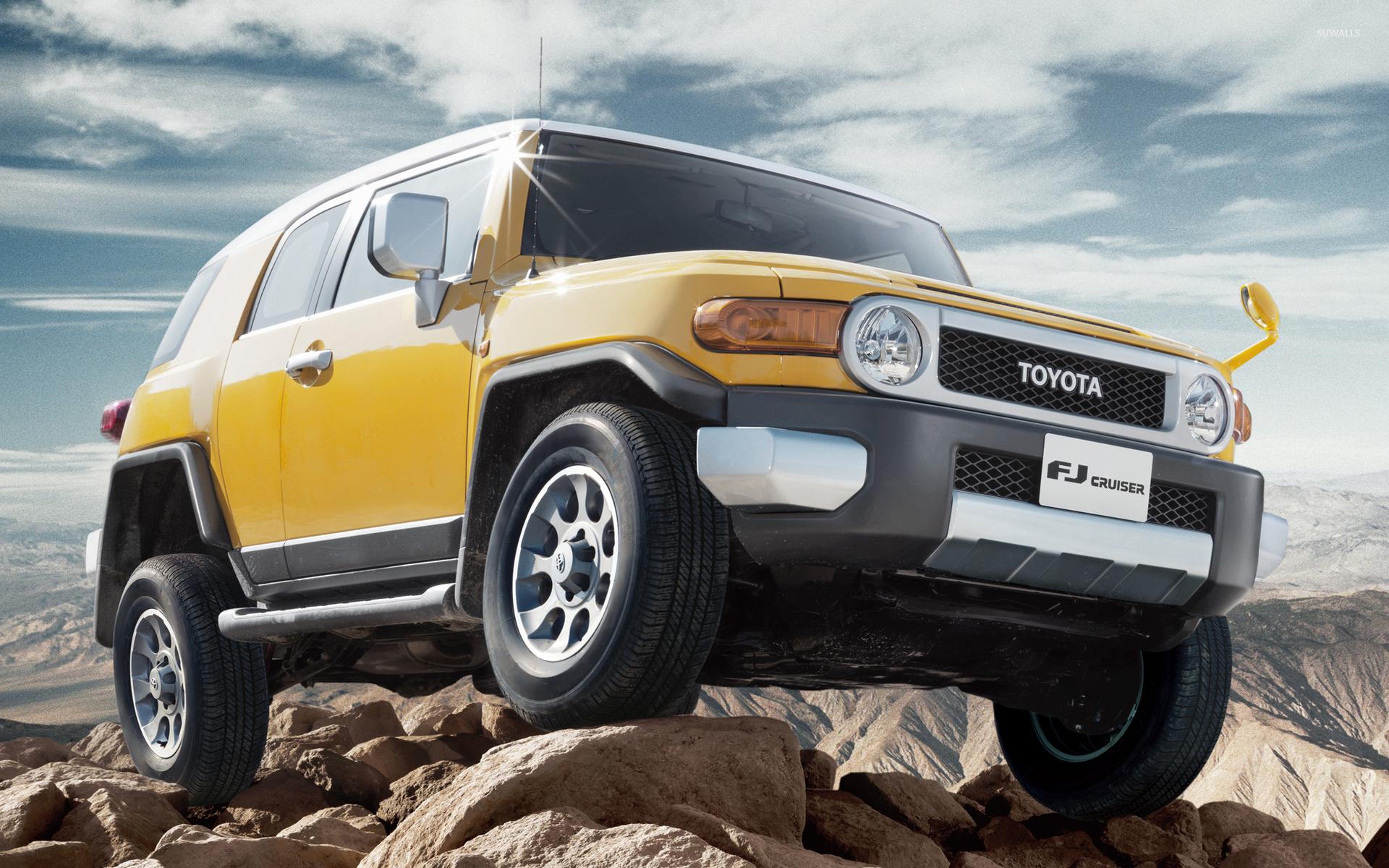 Toyota FJ Cruiser wallpaper   Car wallpapers   38554 1920x1200