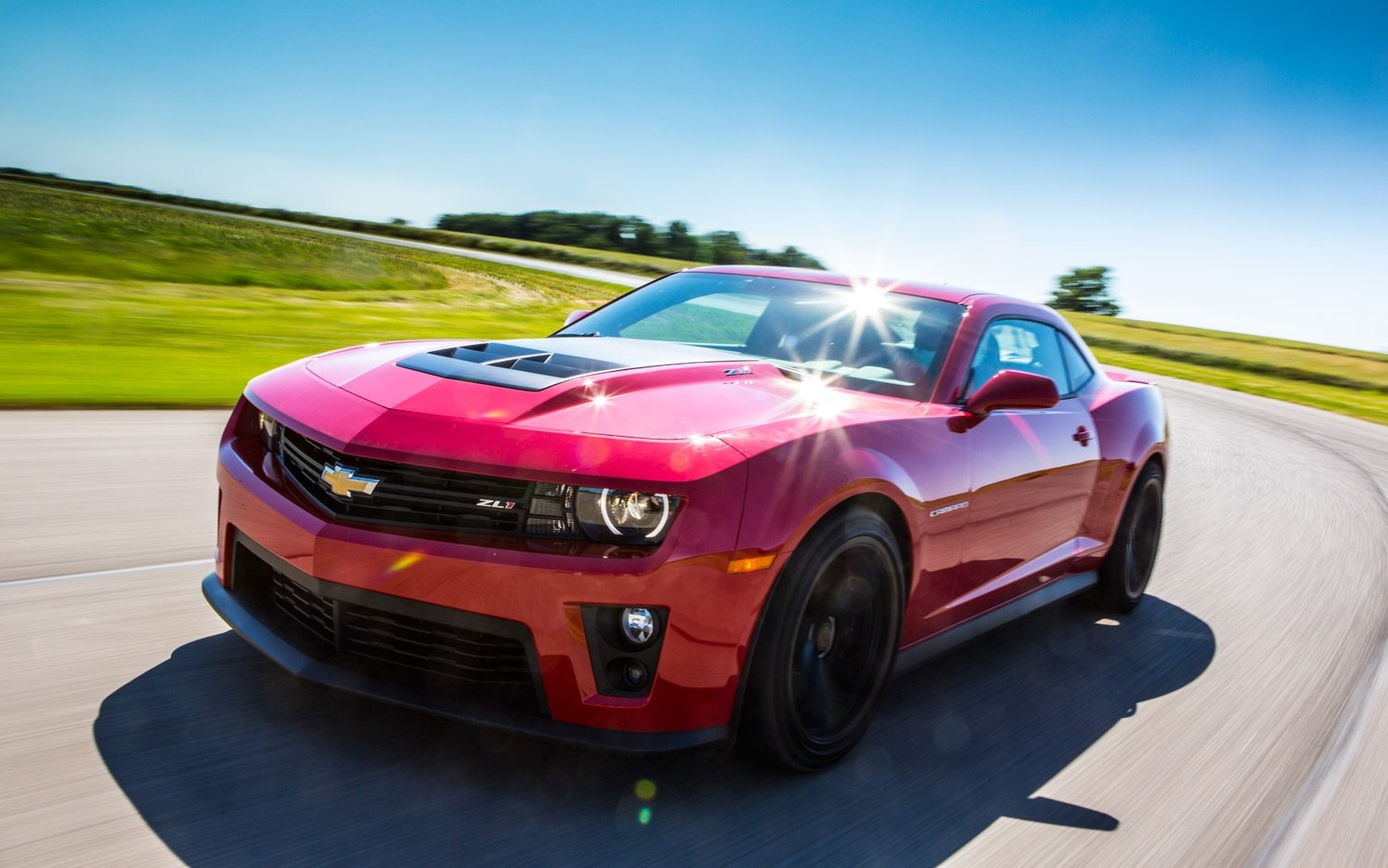 2015 Chevy Camaro ZL1 HD Wallpaper 1500x938