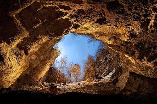 Cavern Wallpaper Wallpapersafari