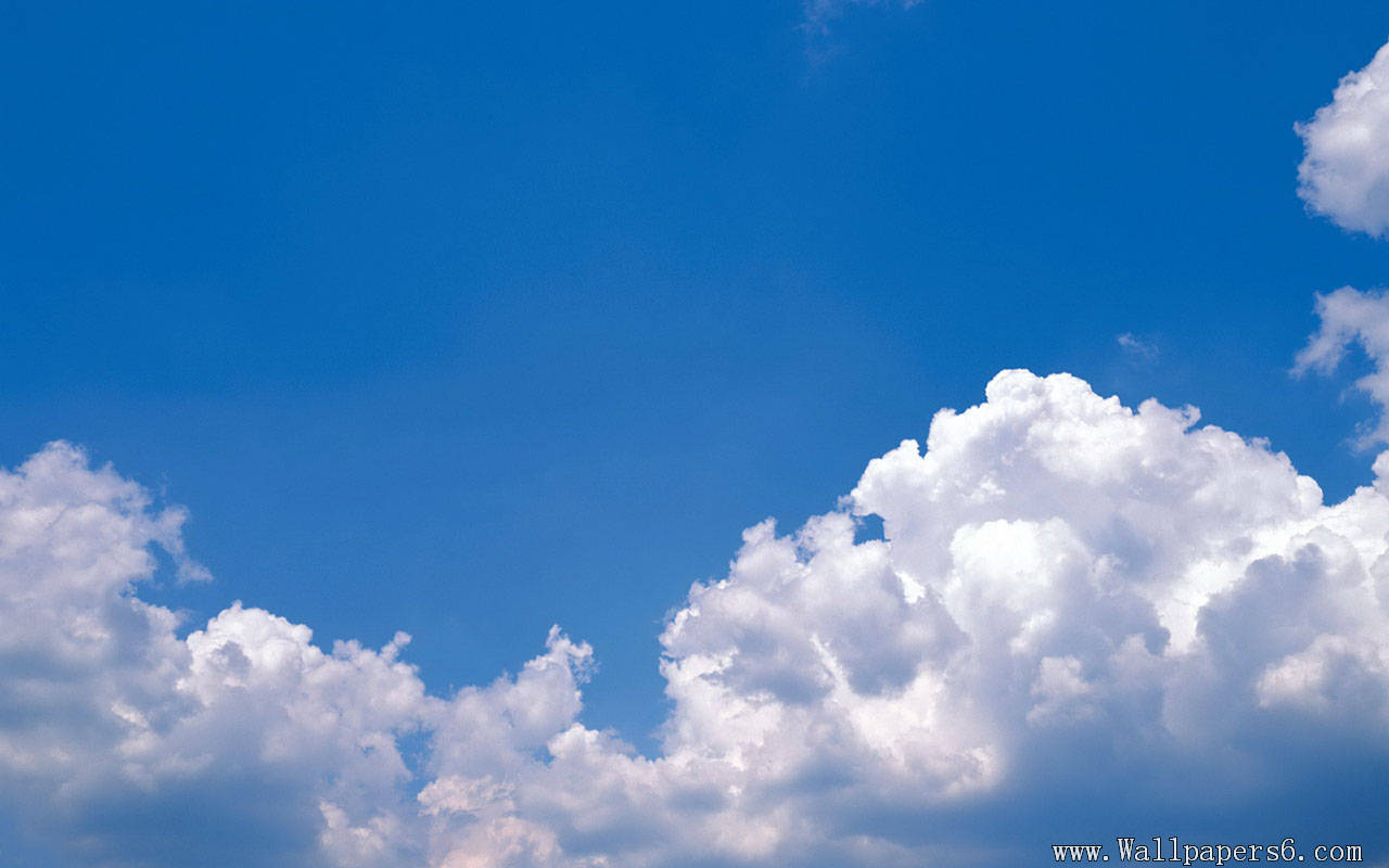 clouds background Landscape Wallpapers   download wallpapers 1280x800