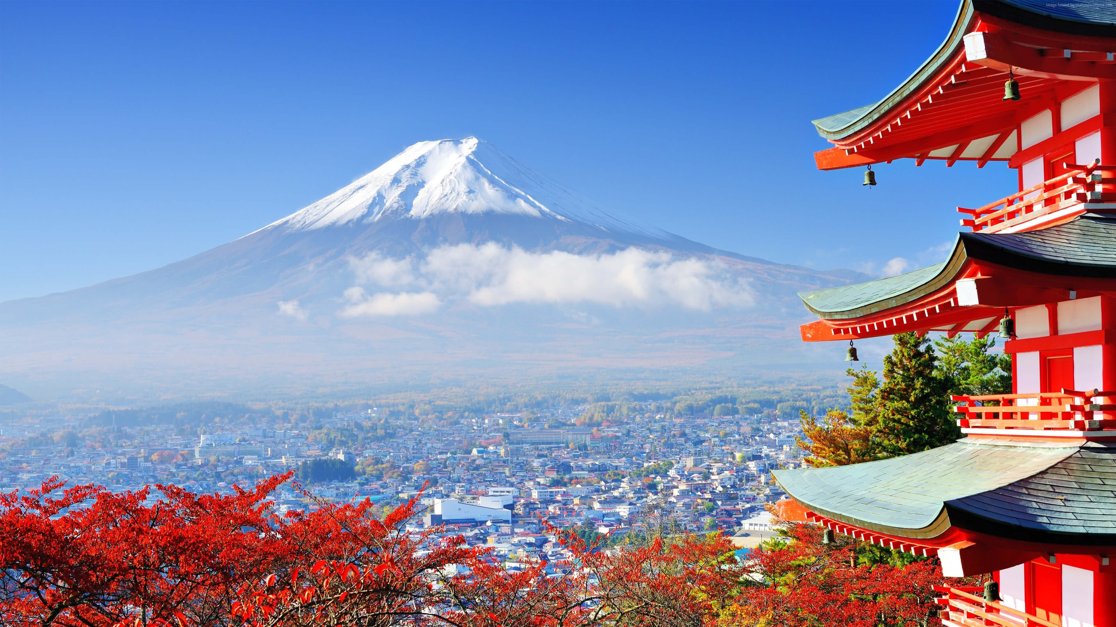 Mt Fuji 4K Wallpapers   Top Mt Fuji 4K Backgrounds 3840x2160