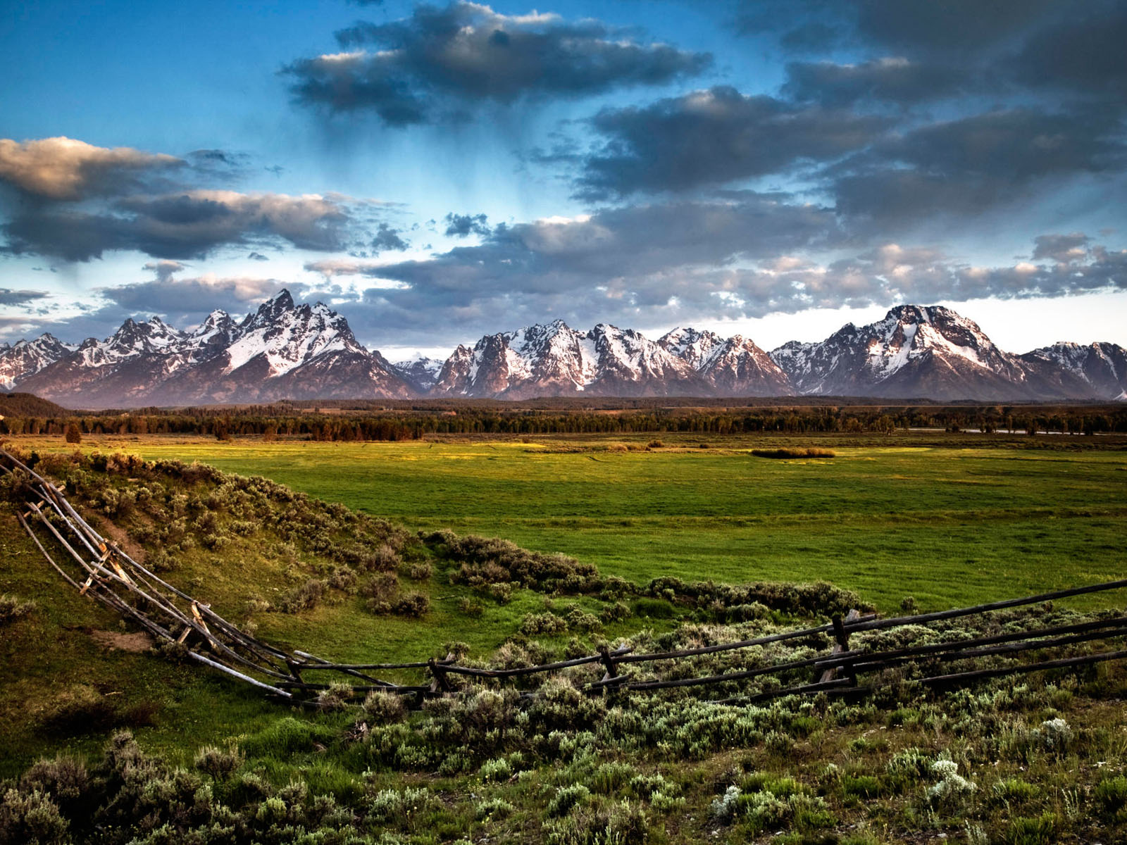 wallpapers Grand Teton National Park Wallpapers 1600x1200