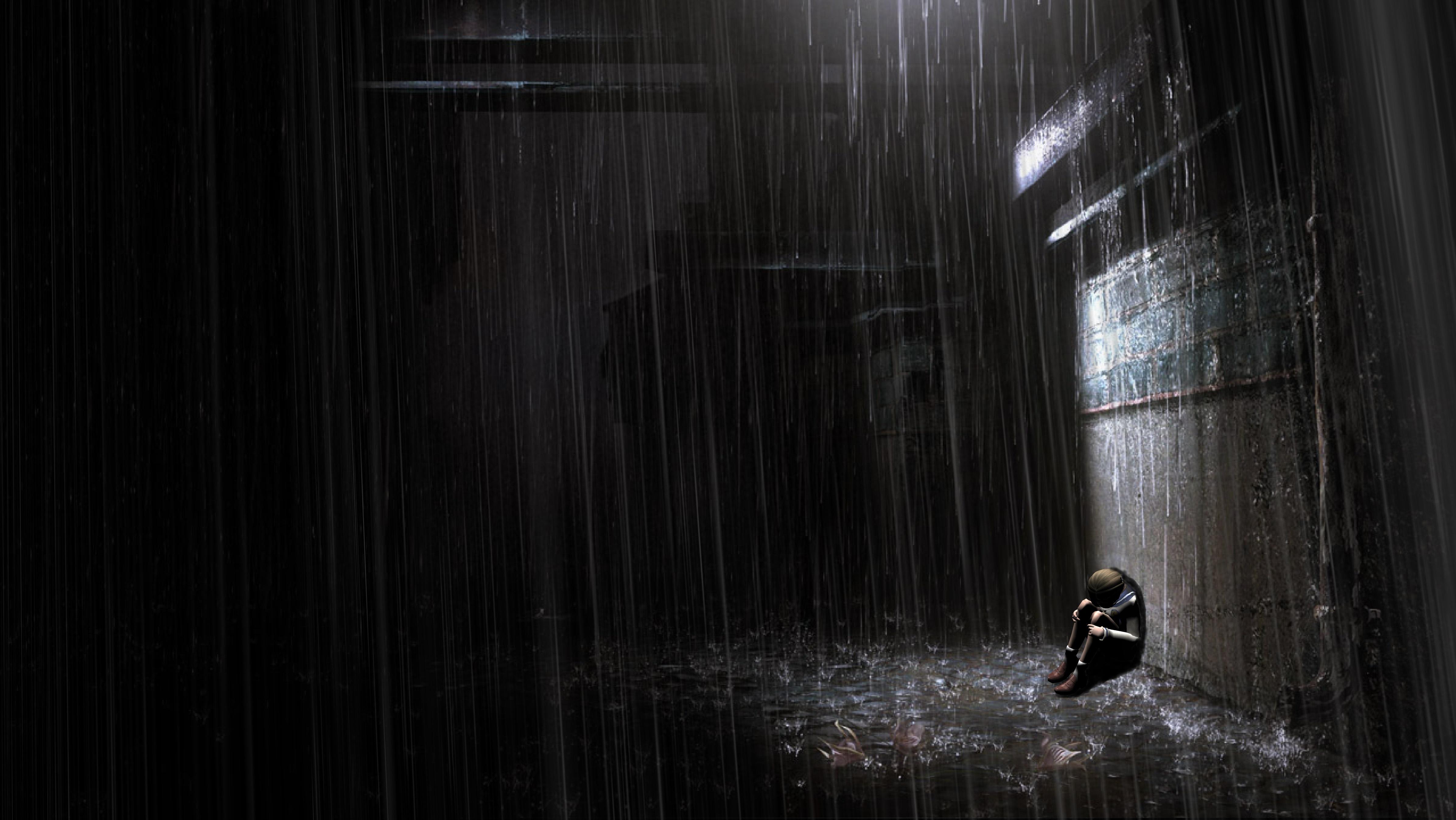 Sad and Lonely Wallpaper - WallpaperSafari