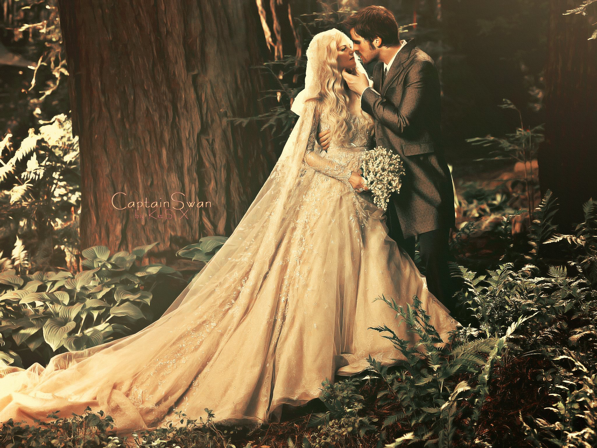 Captain Swan by KeiSi X 2048x1536