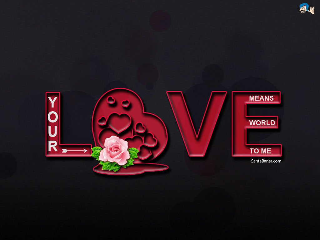 Wallpaper I Love You Dil : Wallpaper Dil Love - WallpaperSafari