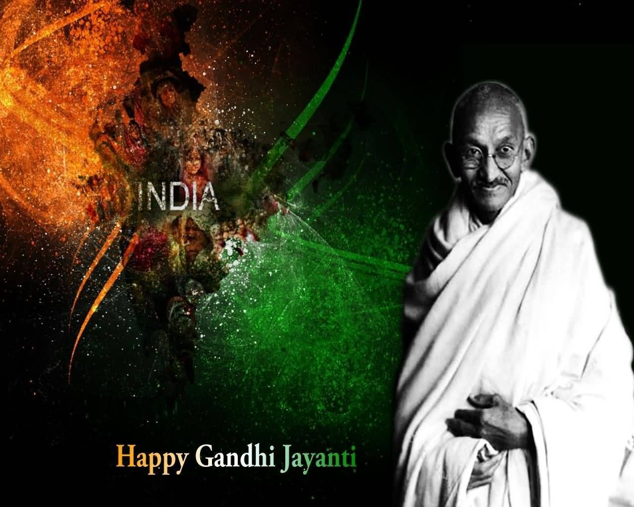 60 Best Gandhi Jayanti Wishes Pictures And Images 1280x1024