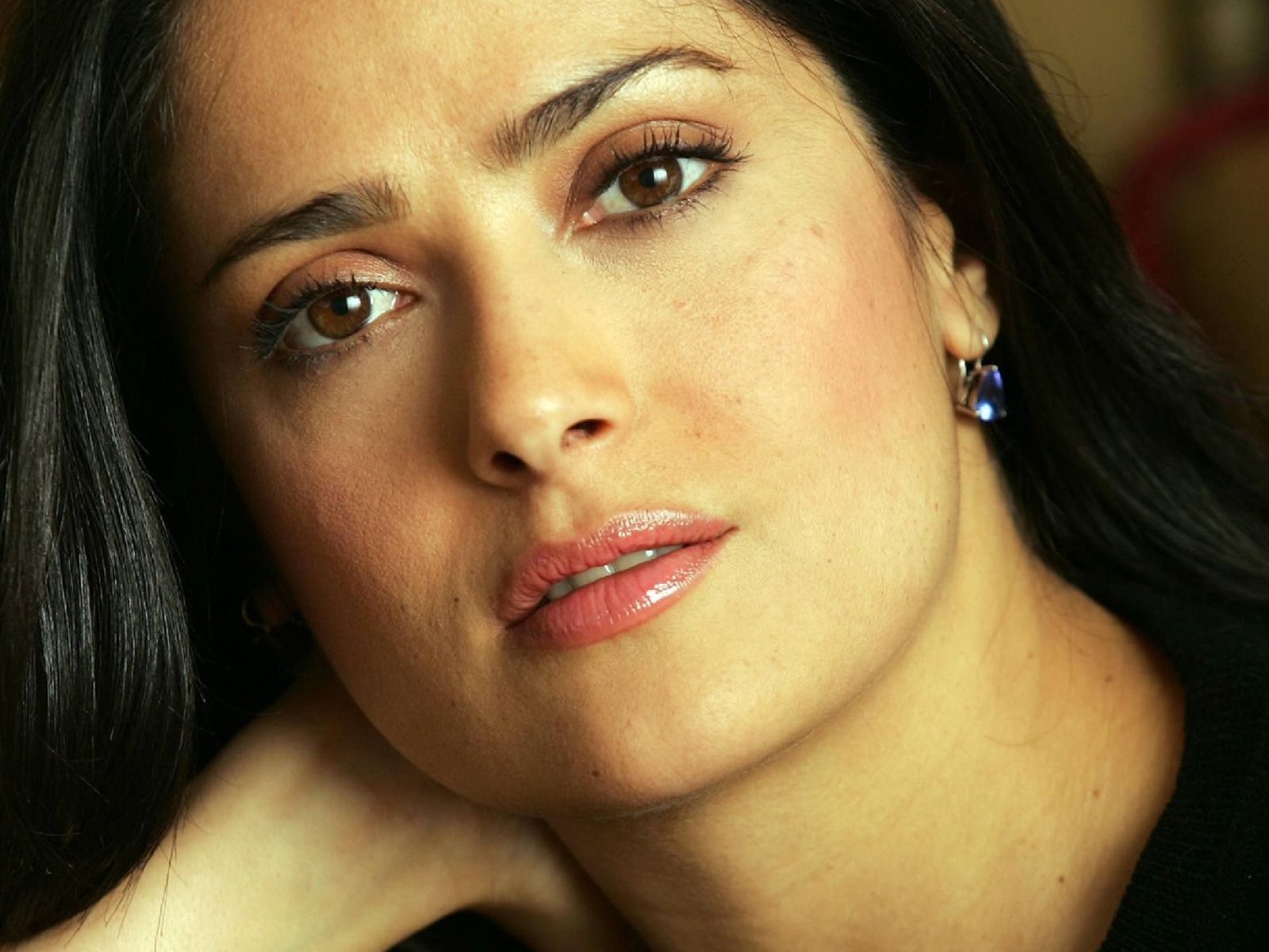 Salma Hayek Wallpapers Images Photos Pictures Backgrounds 1600x1200