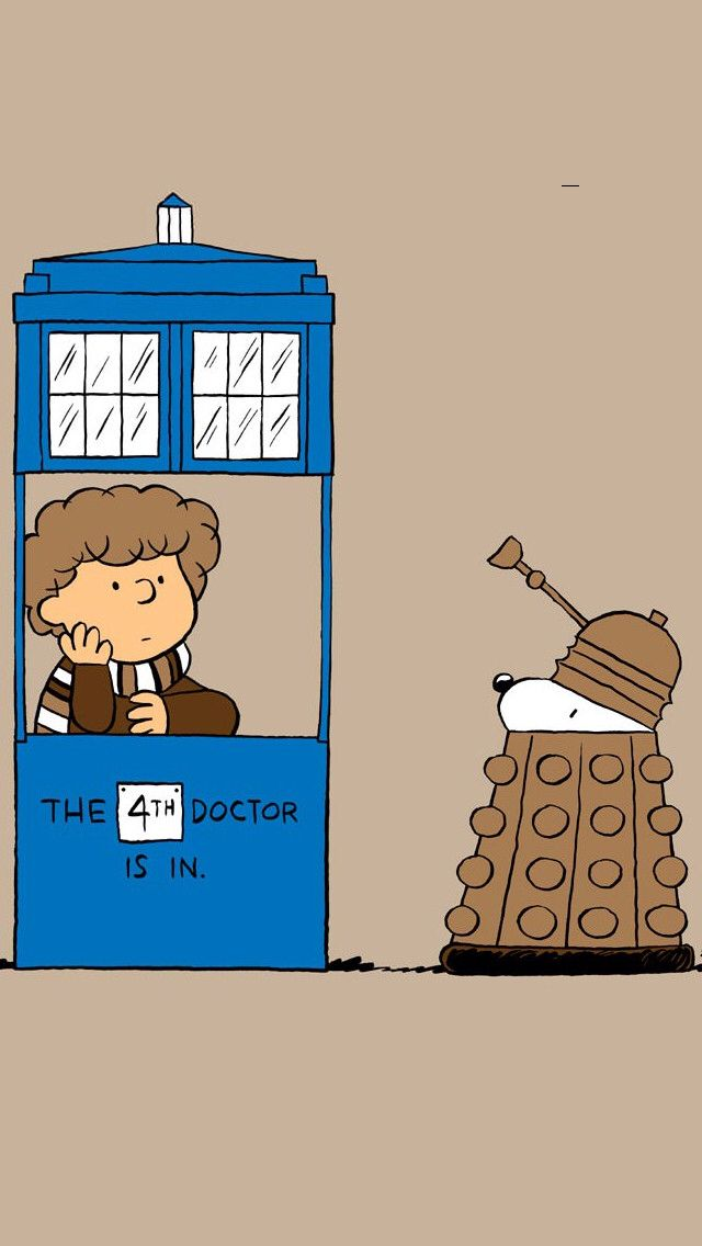 Doctor Who iPhone 5 wallpaper Four Whod A Thunk Pinterest 640x1136