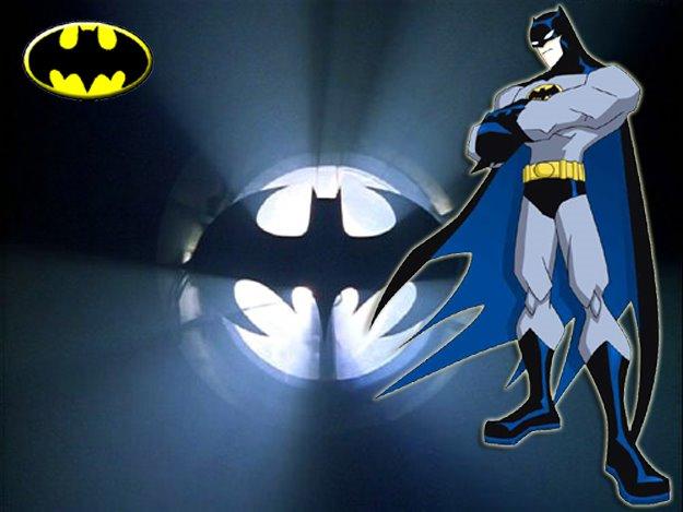 Batman cartoon wallpaper hd wallpapersafari - Batman wallpaper cartoon ...