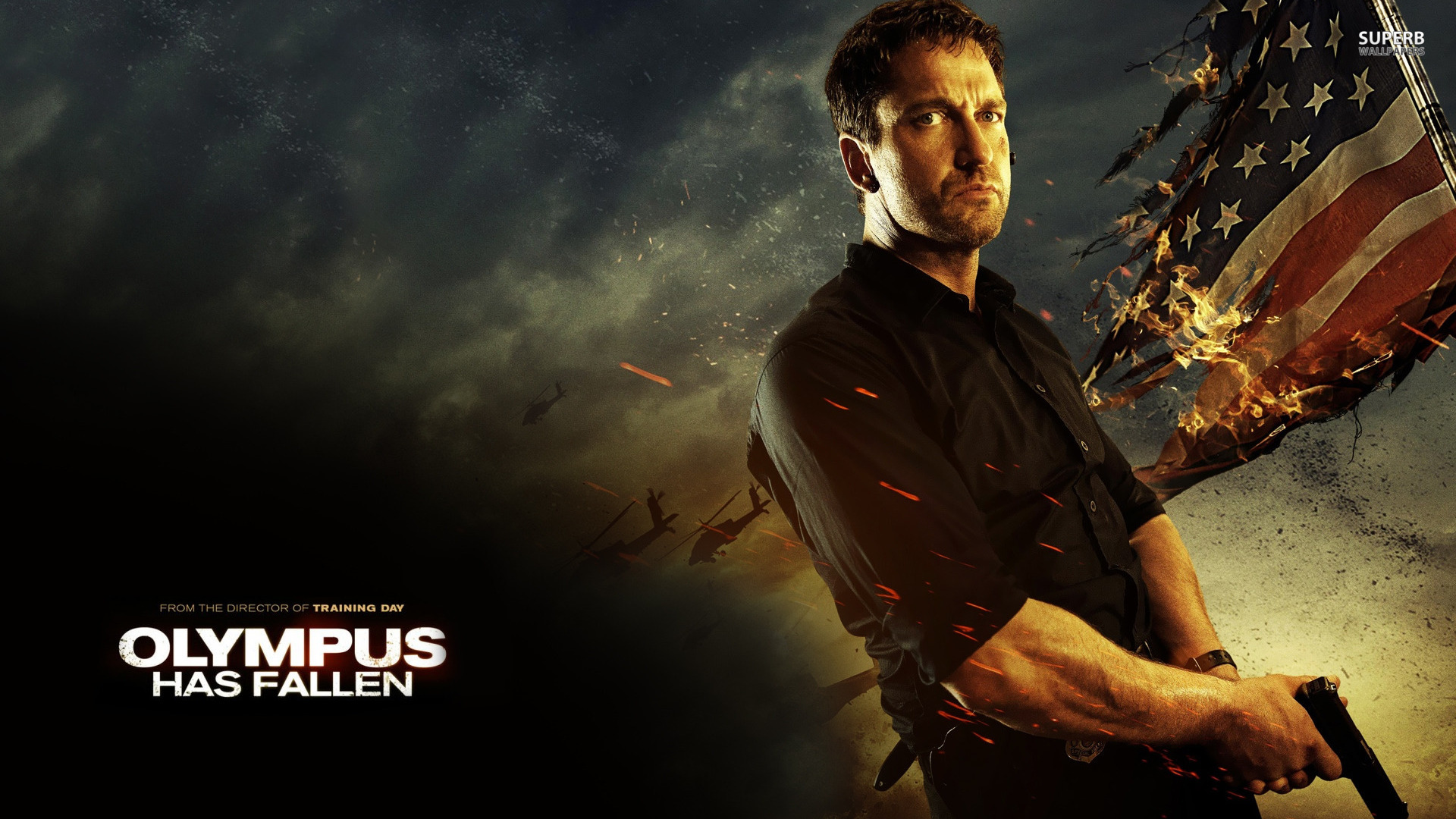 Olympus Has Fallen Movie Wallpaper HD 1920x1080 pixel Popular HD 1920x1080