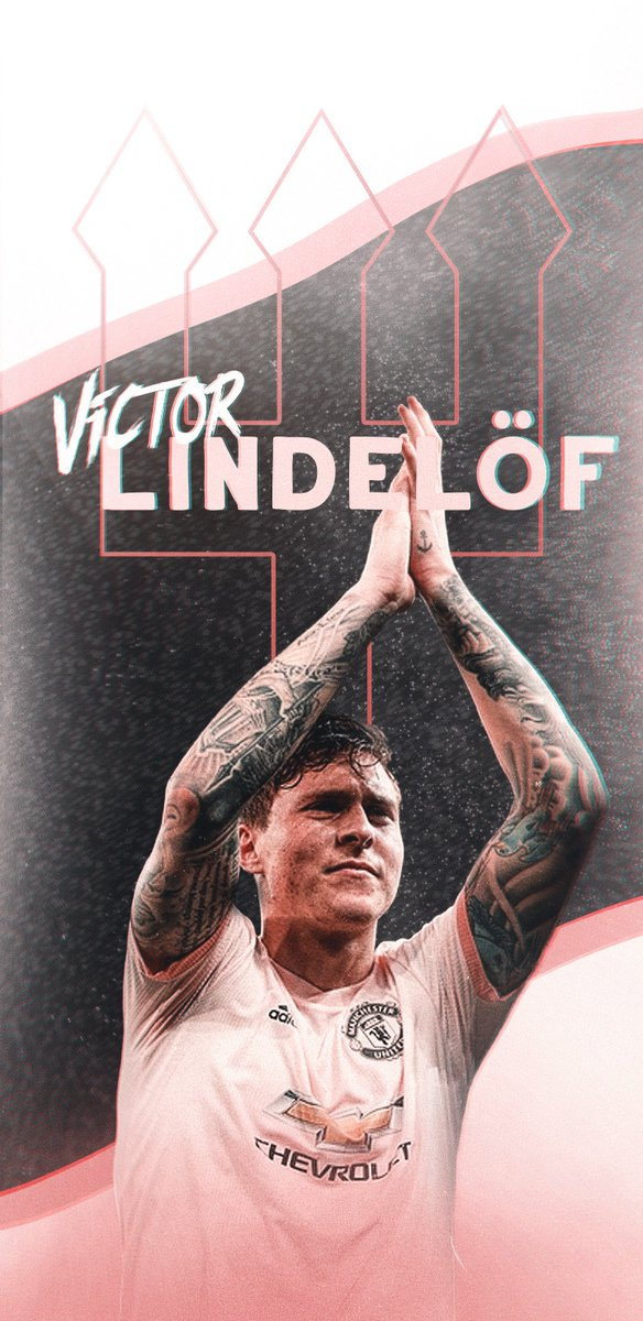 Fredrik on Twitter Victor Lindelof wallpaper collab with 584x1200