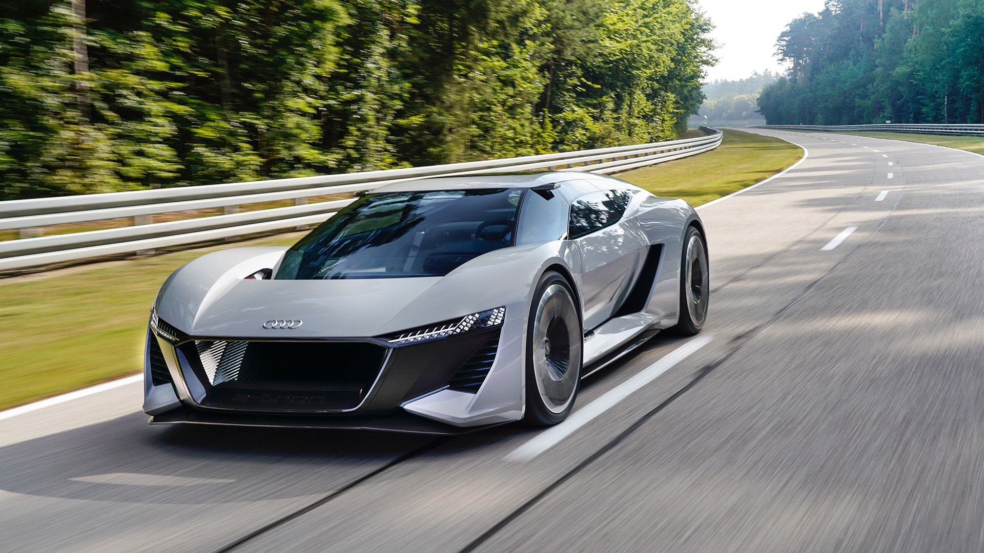 Free Download 2018 Audi Pb18 E Tron Concept Wallpapers Hd Images Wsupercars 1920x1080 For Your Desktop Mobile Tablet Explore 33 Audi E Tron Wallpapers Audi E Tron Wallpapers Audi R8 E Tron