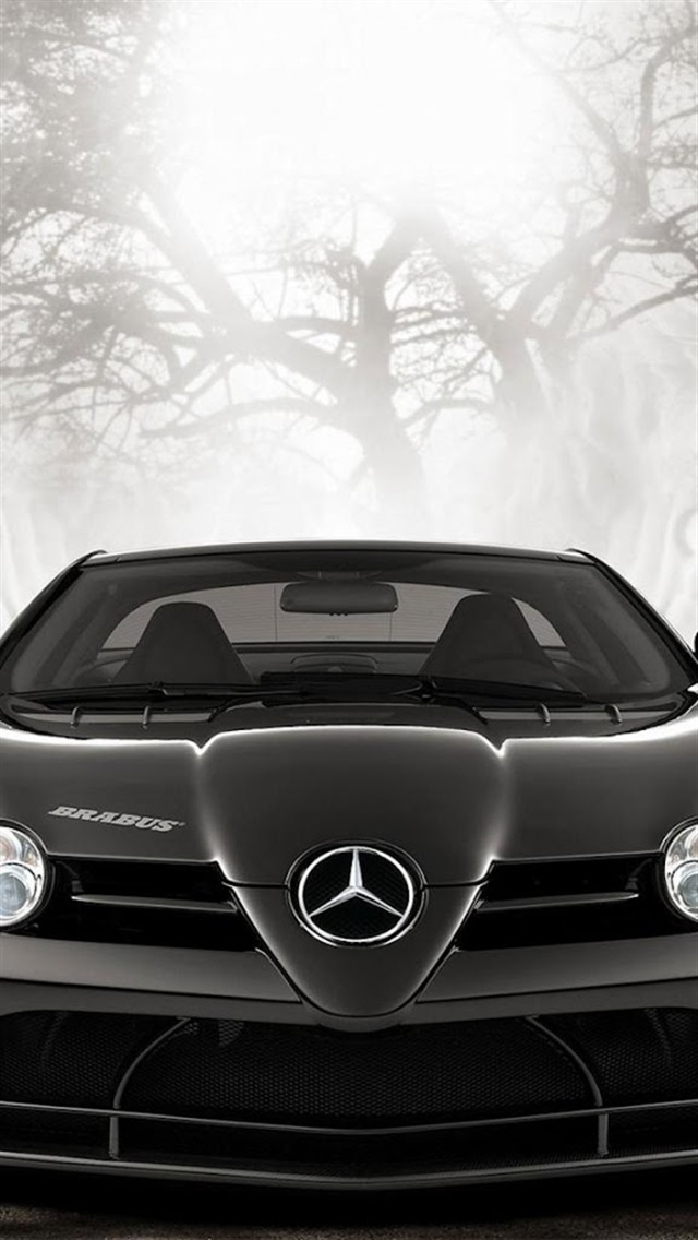 Benz Cool Sports Car IPhone 5 Wallpapers Top IPhone 5 Wallpaperscom 640x1136