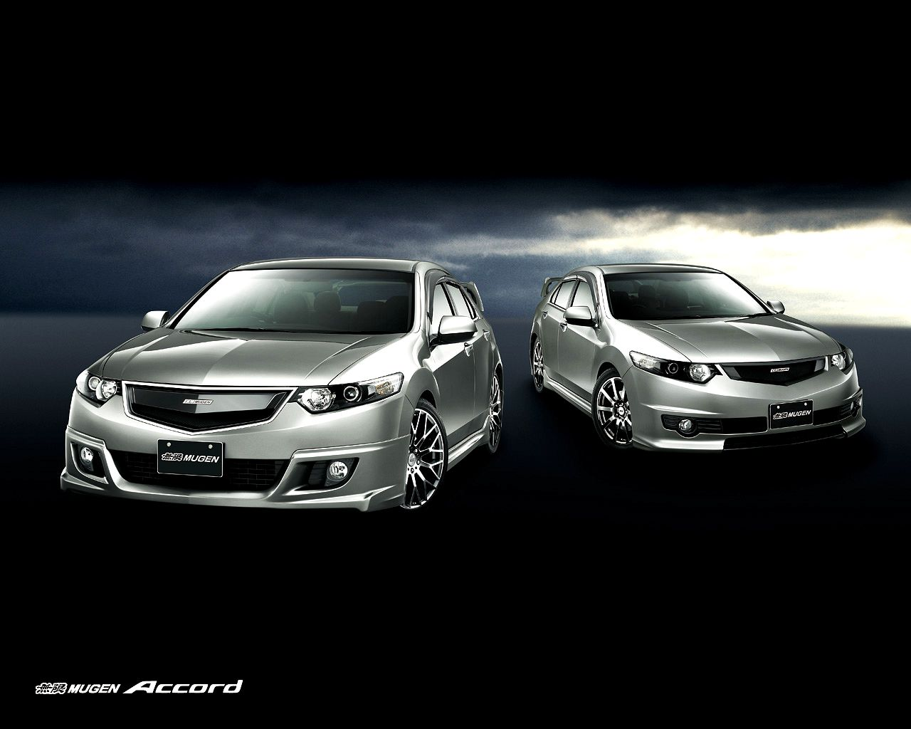 Honda Mugen Accord Car Wallpaper 1280x1024