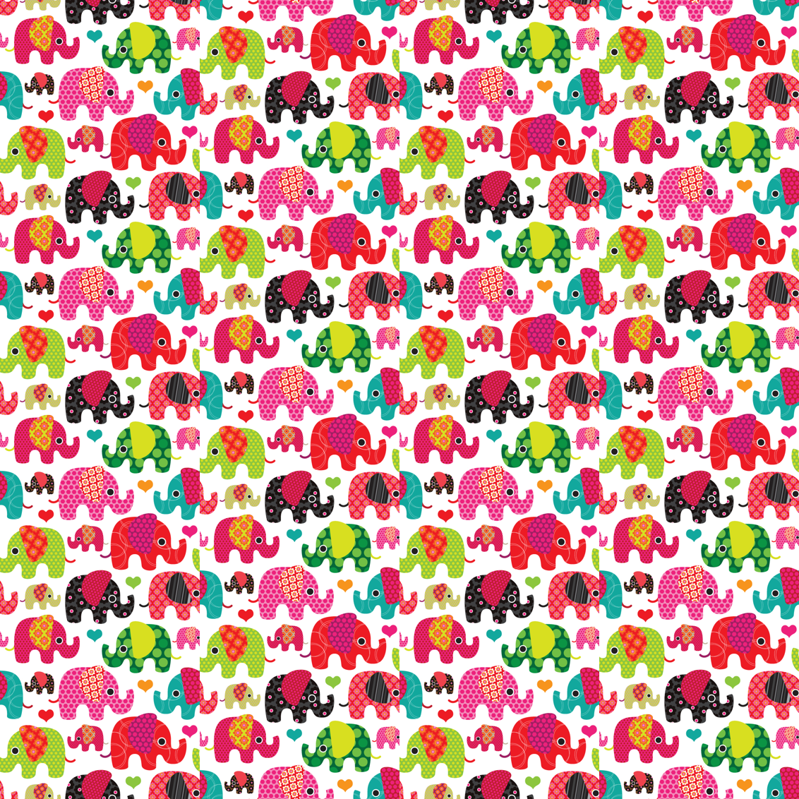 cartoon elephant wallpaper - photo #34