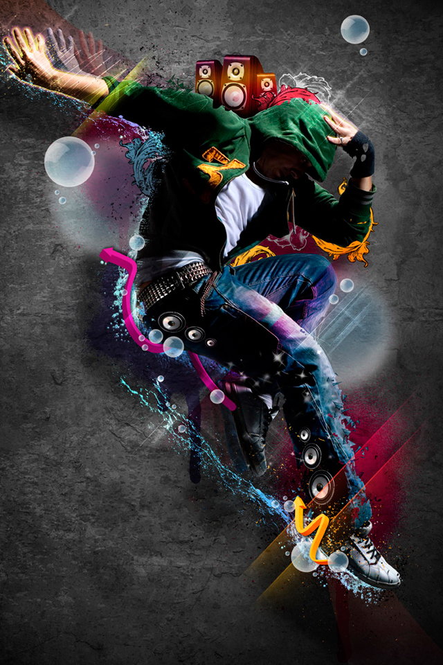 Categories iPhone Cool Wallpapers iPhone Dancers Wallpapers 640x960