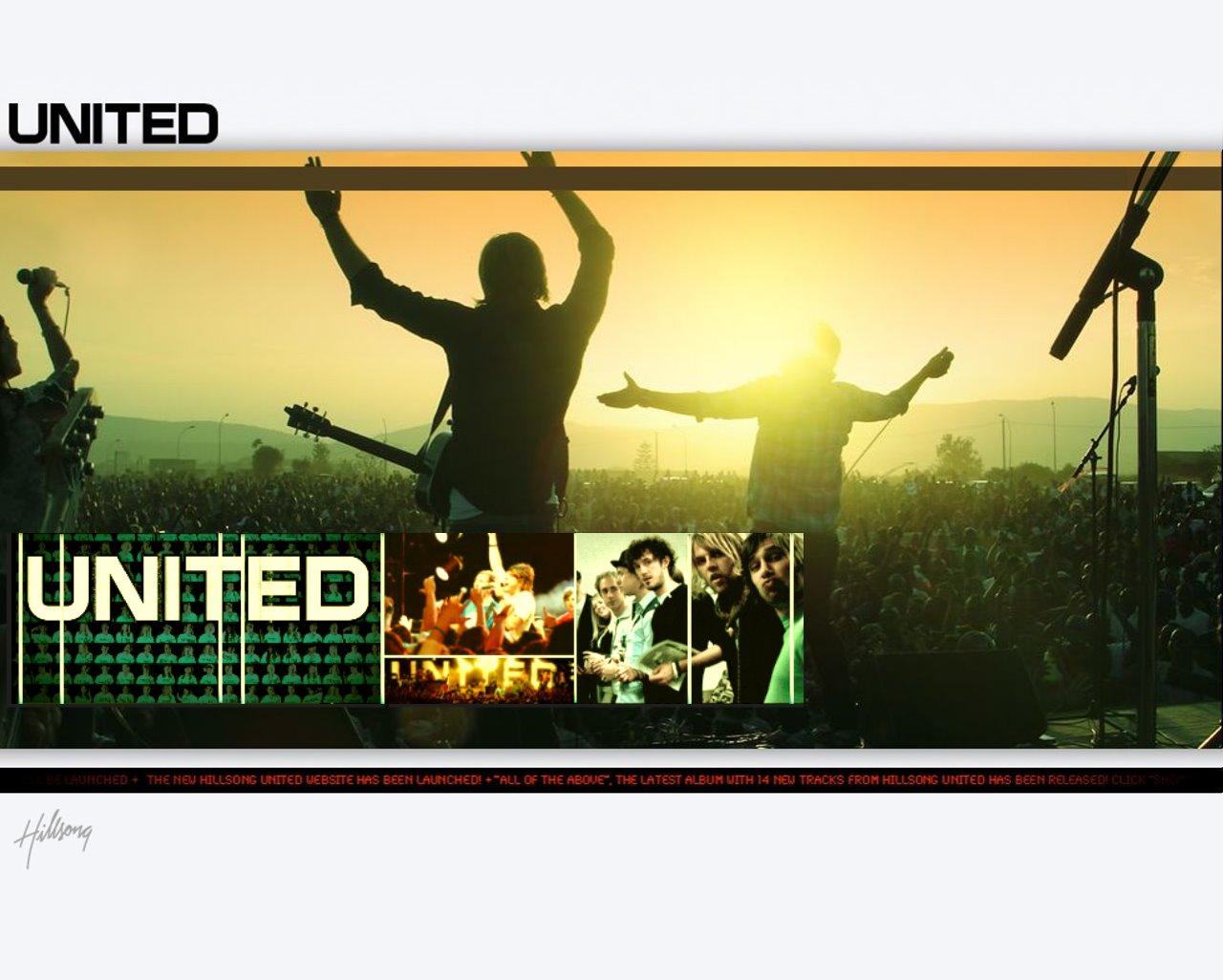Wallpaper Hillsong United worshipbuildthinkit 1280x1026