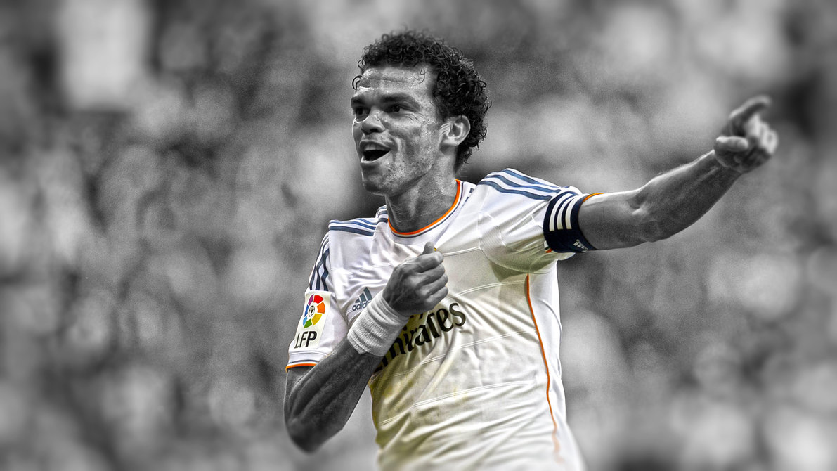pepe 2014 real madrid wallpaper Desktop Backgrounds for HD 1191x670