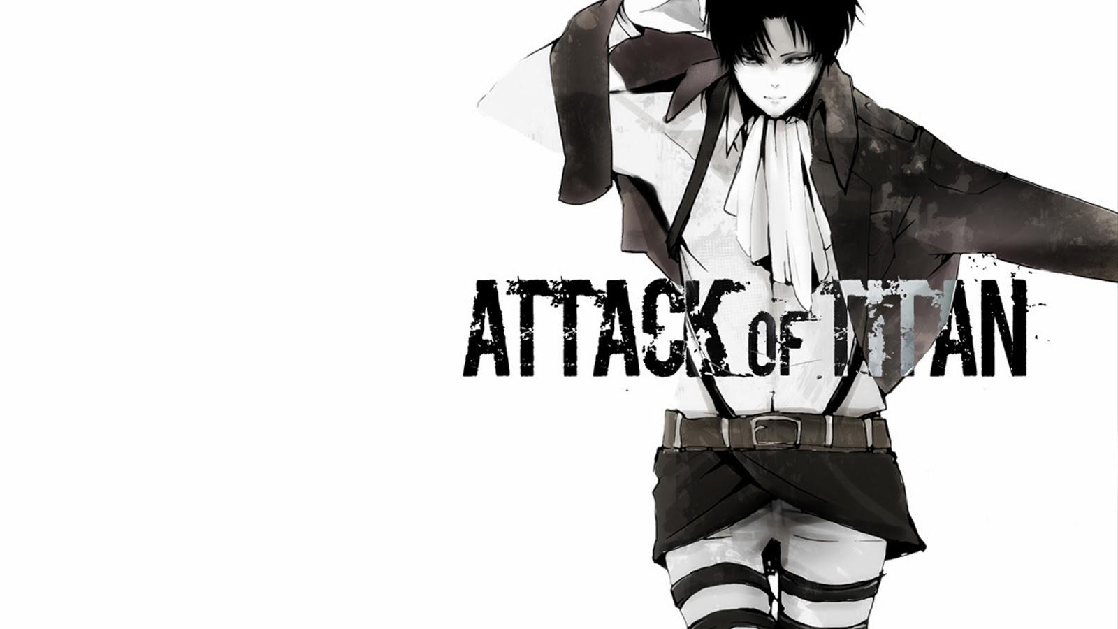 levi titan attack on titan shingeki no kyojin hd wallpaper 1600x900 5f 1600x900
