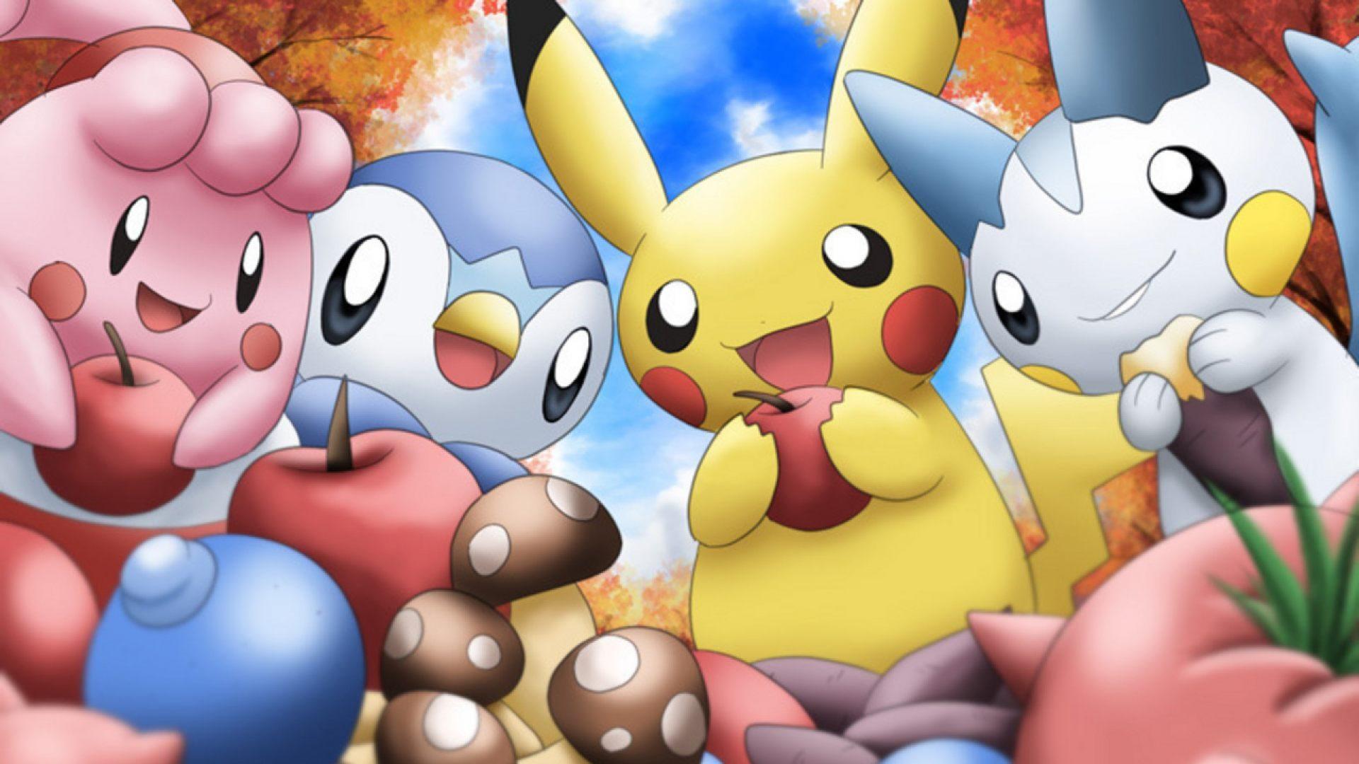 Amigos de Pikachu   1920x1080 Fondos de pantalla y wallpapers 1920x1080