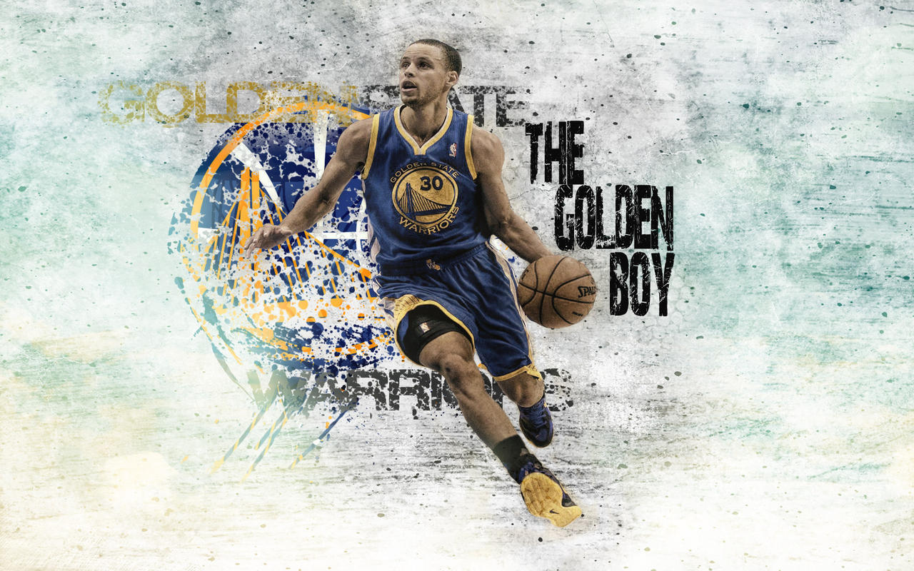 Stephen Curry Wallpaper Golden State Warriors Leader 1280x800