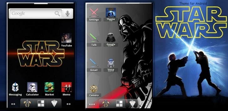 Star Wars Live Wallpaper For pc Star Wars pc Theme