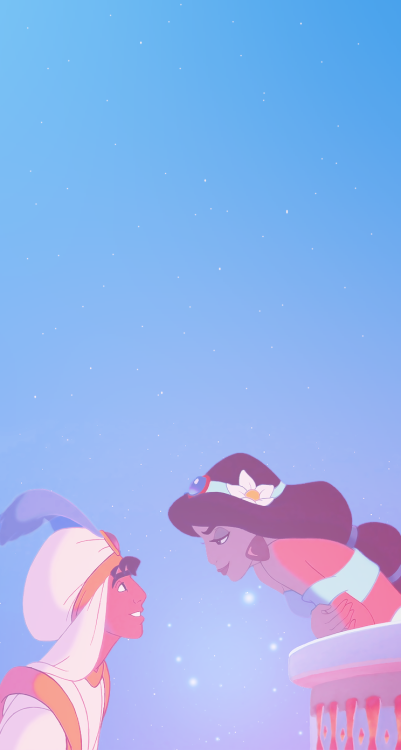 made an Aladdin iphone wallpaper too 401x750