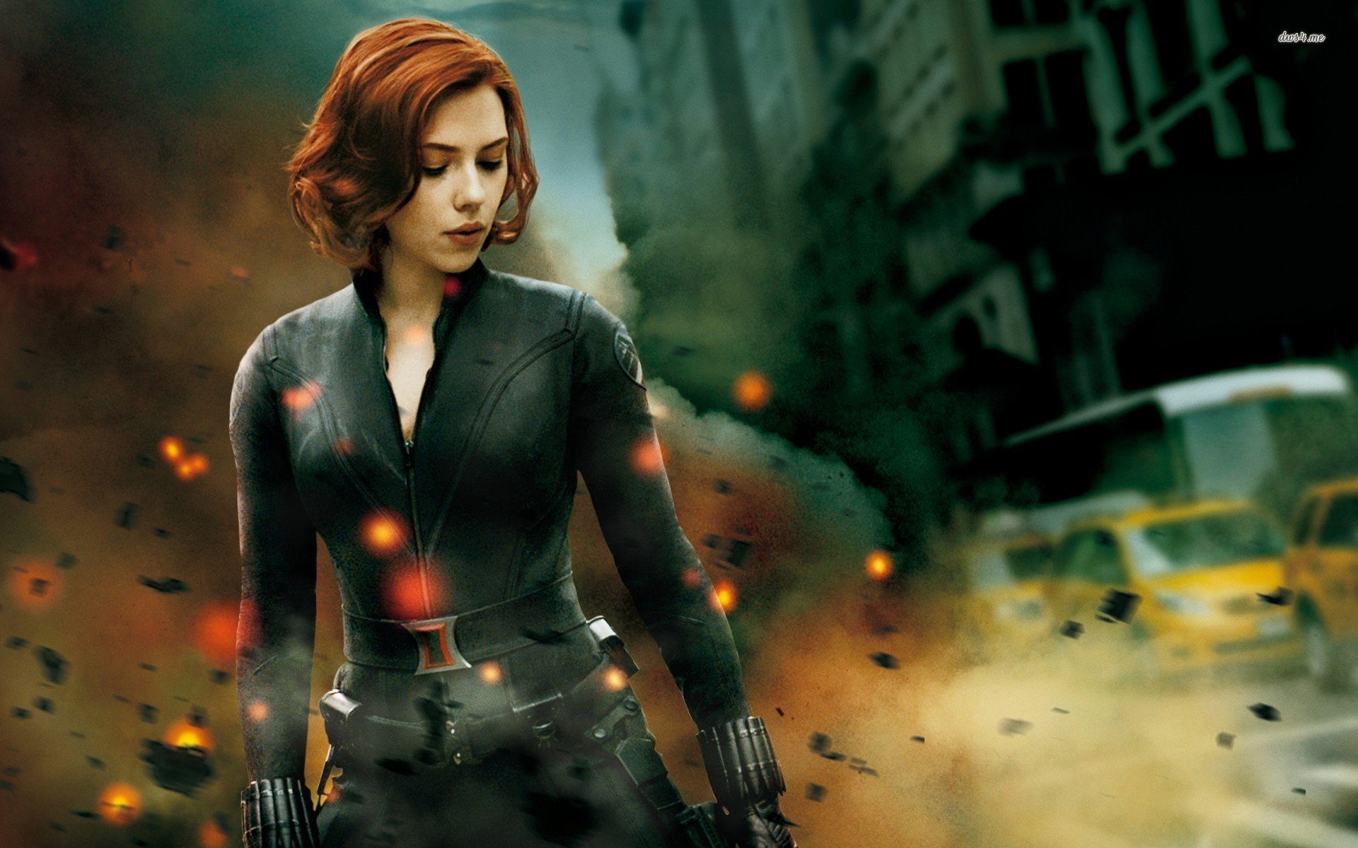 Black Widow   The Avengers wallpaper   773010 1920x1200
