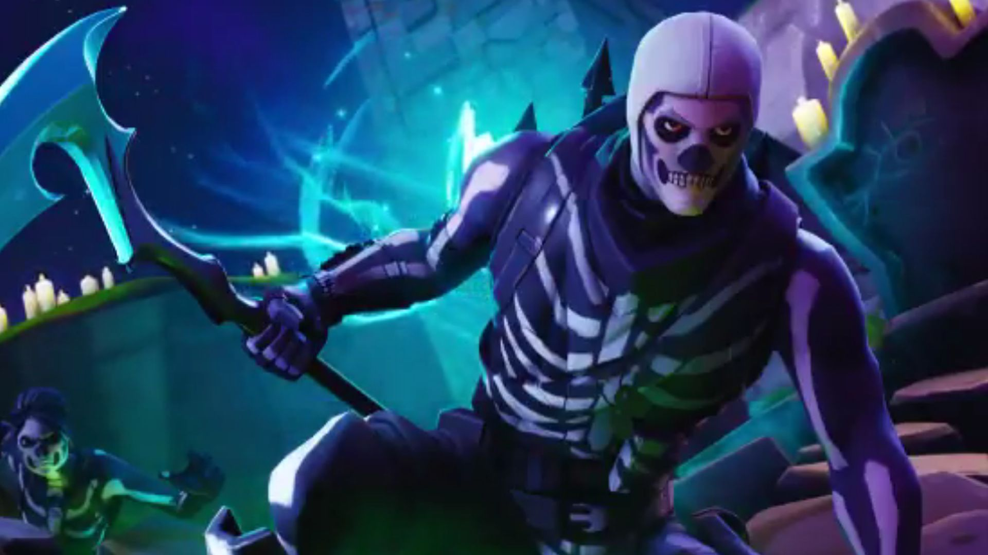 Here are all of the Fortnite Skull Trooper Challenges PCGamesN 1920x1080
