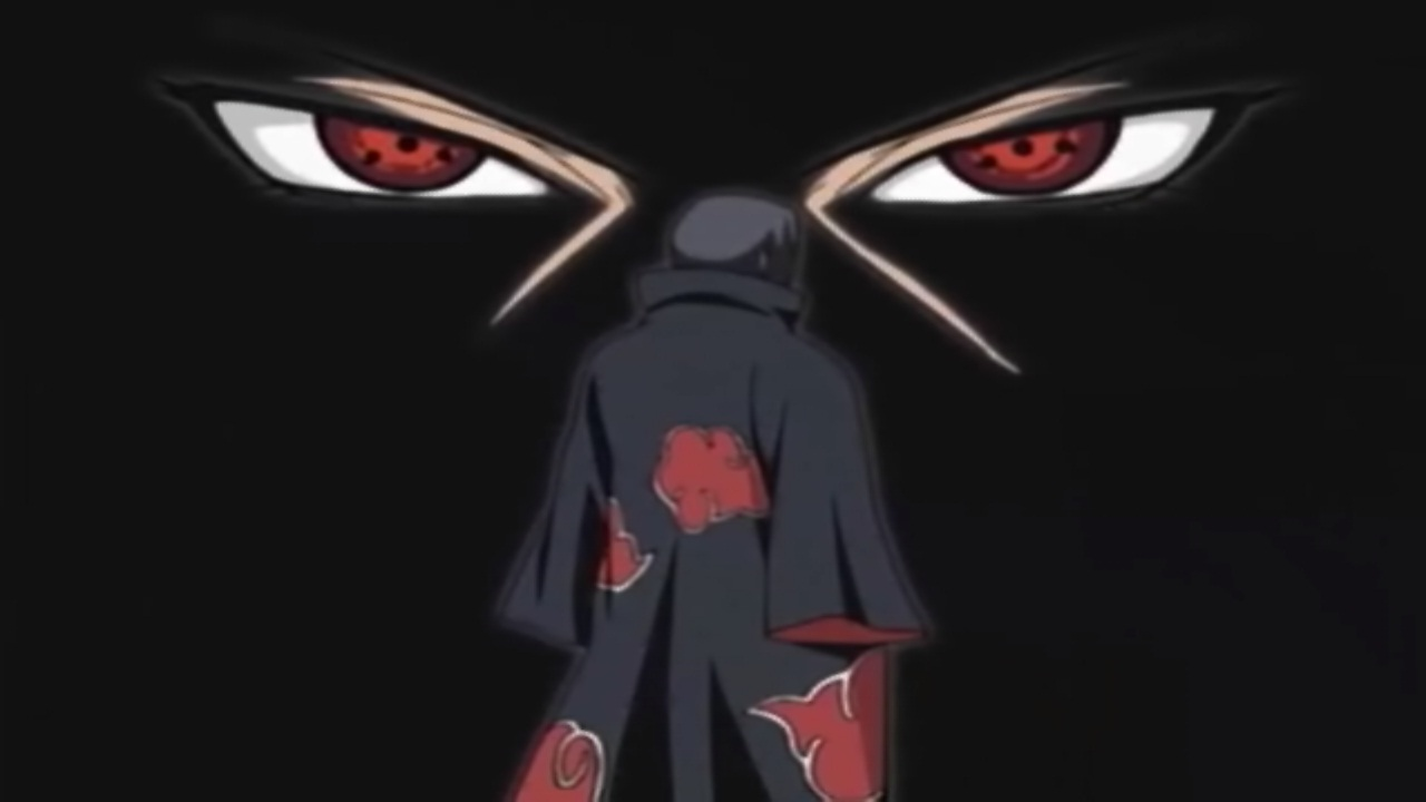 Wallpapers Uchiha Itachi Naruto Arena Akatsuki And Sharingan 1280x720