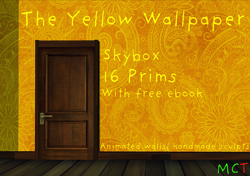 The Yellow Wallpaper Flickr   Photo Sharing 500x352