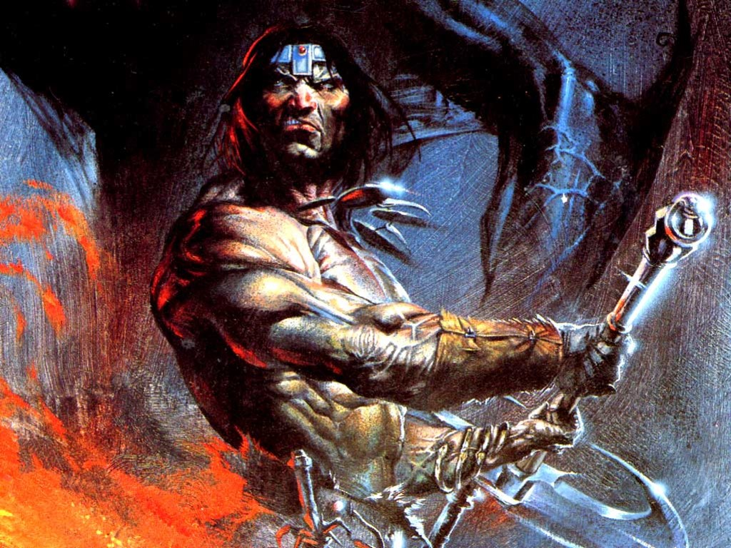 Conan The Barbarian Wallpaper - WallpaperSafari
