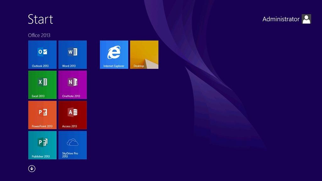 New Windows 81 Enterprise feature Start screen Control Windows 1024x576