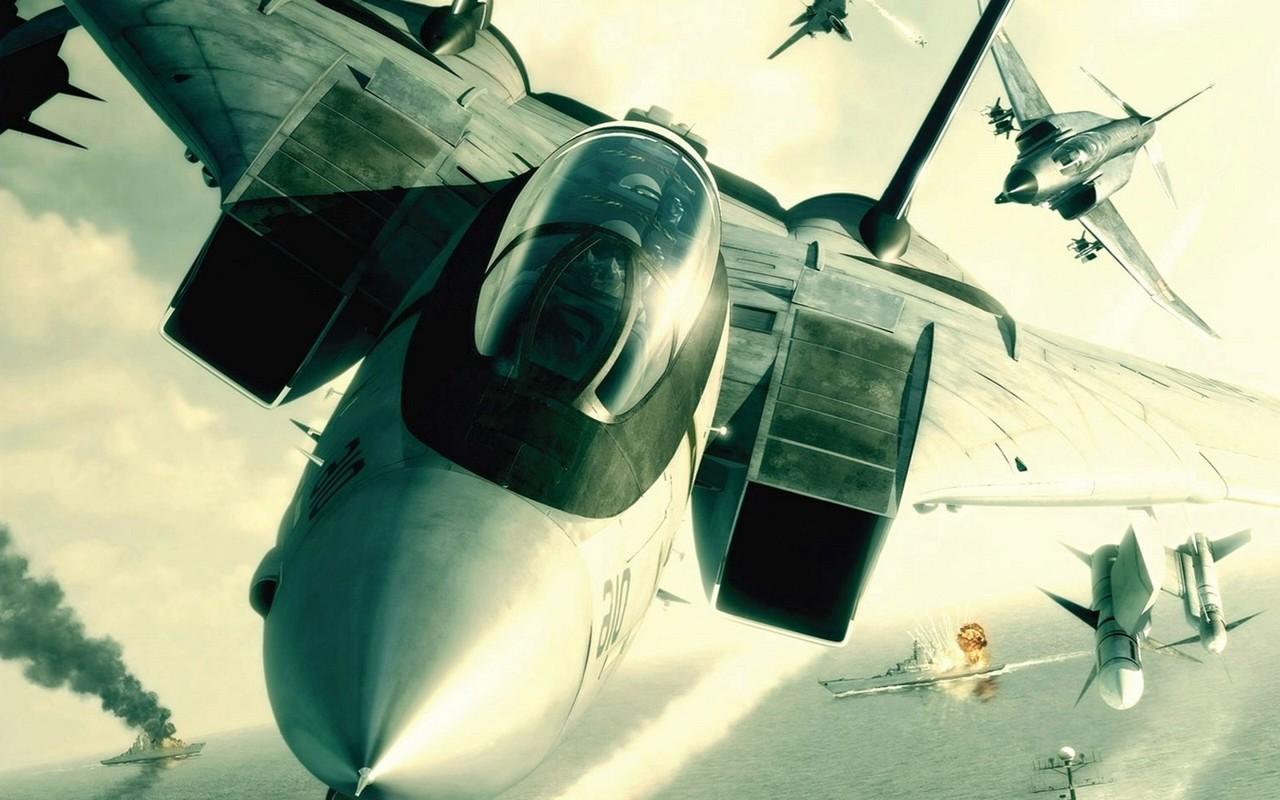 Ace Combat 5   The Unsung War wallpaper 7756 1280x800