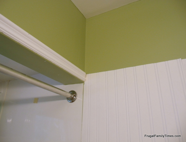 How to Install Beadboard Paintable Wallpaper 600x458