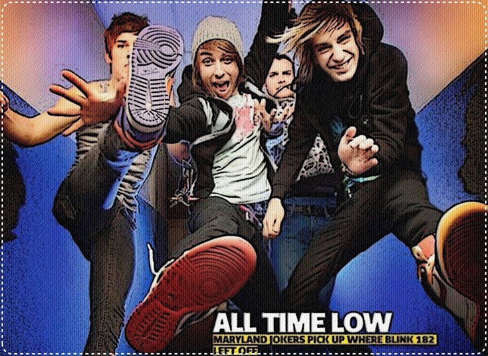 Wallpaper All Time Low   All Time Low Photo 6902062 986x720