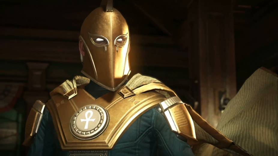 Injustice 2   Dr Fate Gameplay Trailer 926x521