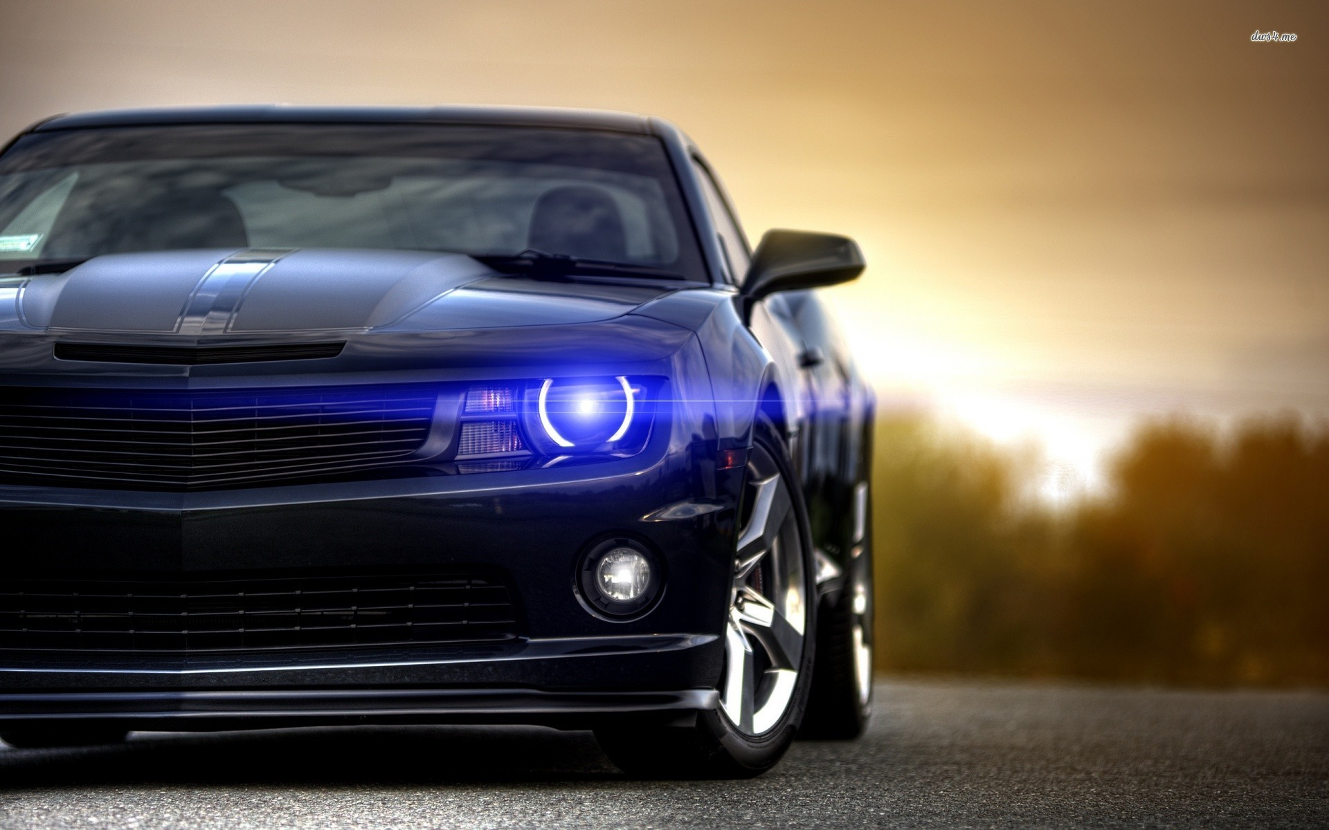 Download Monster Chevrolet Camaro High quality wallpaper 1920x1200