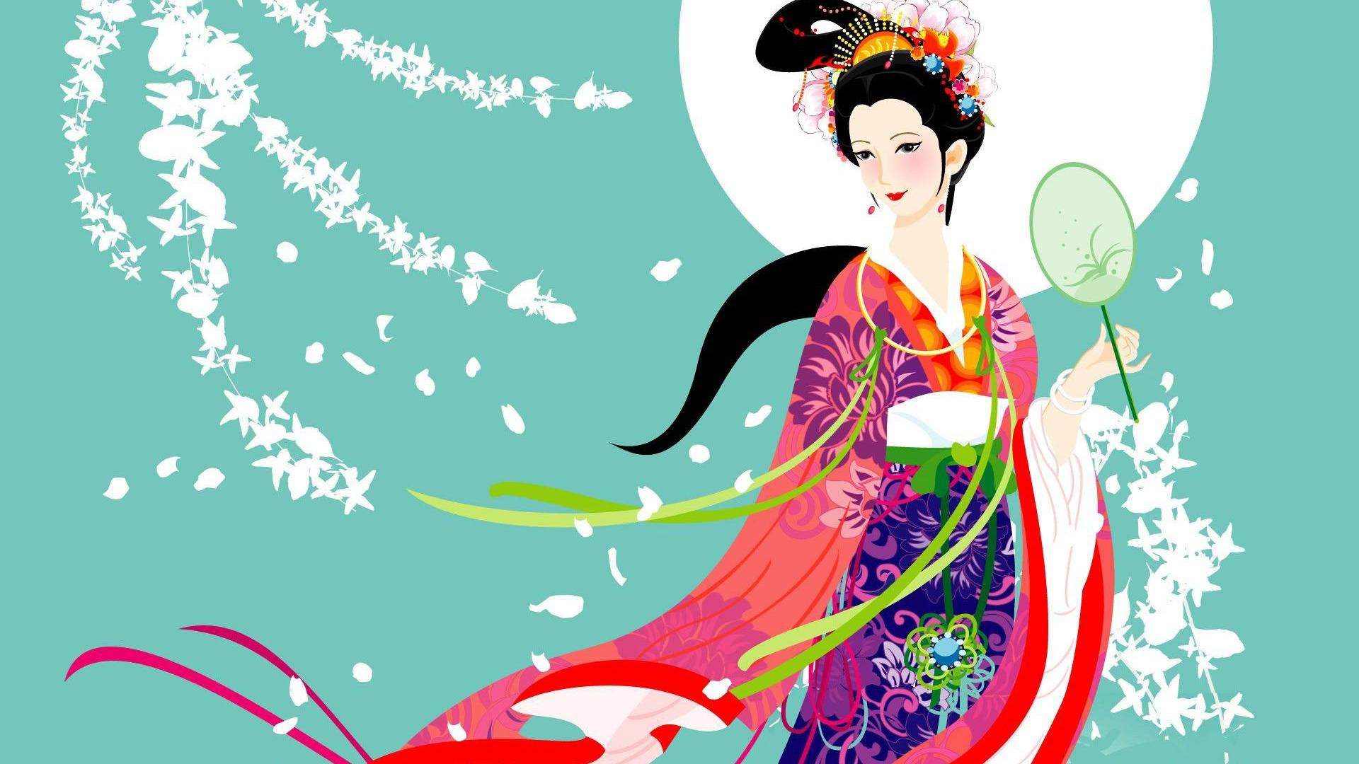 Geisha HD Wallpaper 1920x1080 Geisha HD Wallpaper 1920x1200 1920x1080