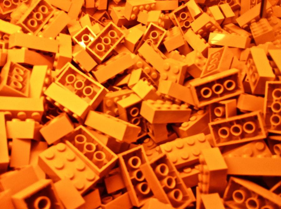 LEGO Brick Wallpaper - WallpaperSafari