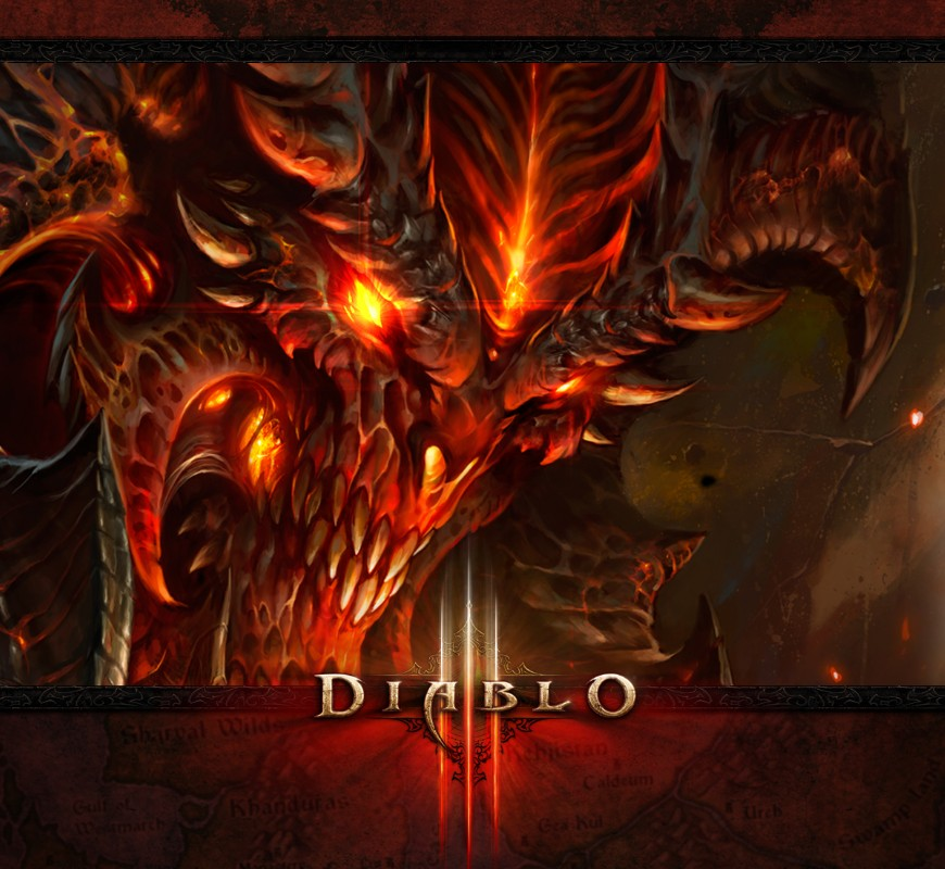 Diablo 3 Wallpaper 1920x1080: [48+] Diablo 3 Malthael Wallpaper On WallpaperSafari