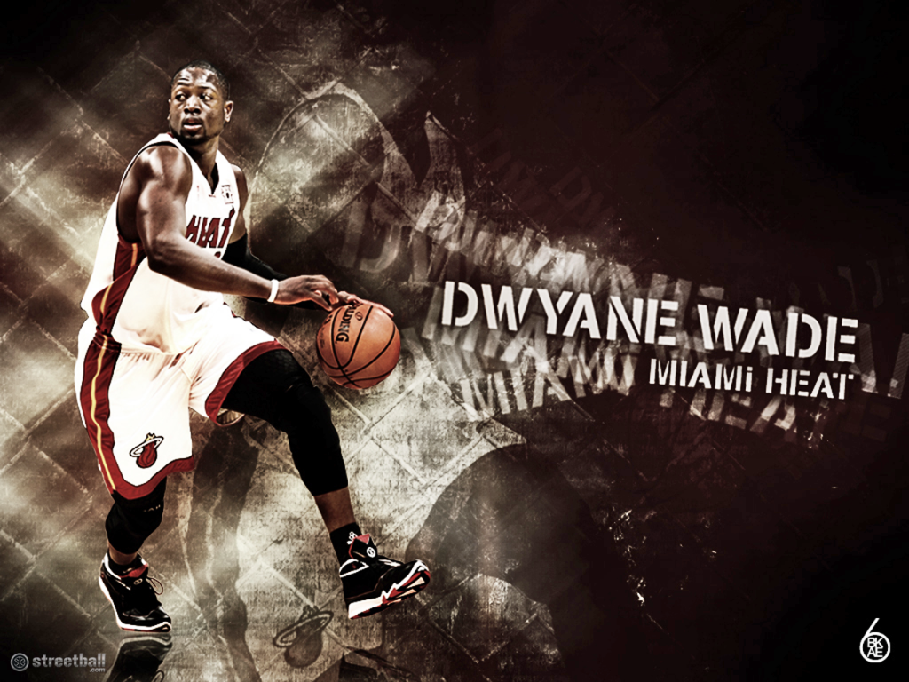 Miami Heat Dwyane Wade 2013 Wallpaper 4087 Wallpaper HDwallsizecom 1024x768