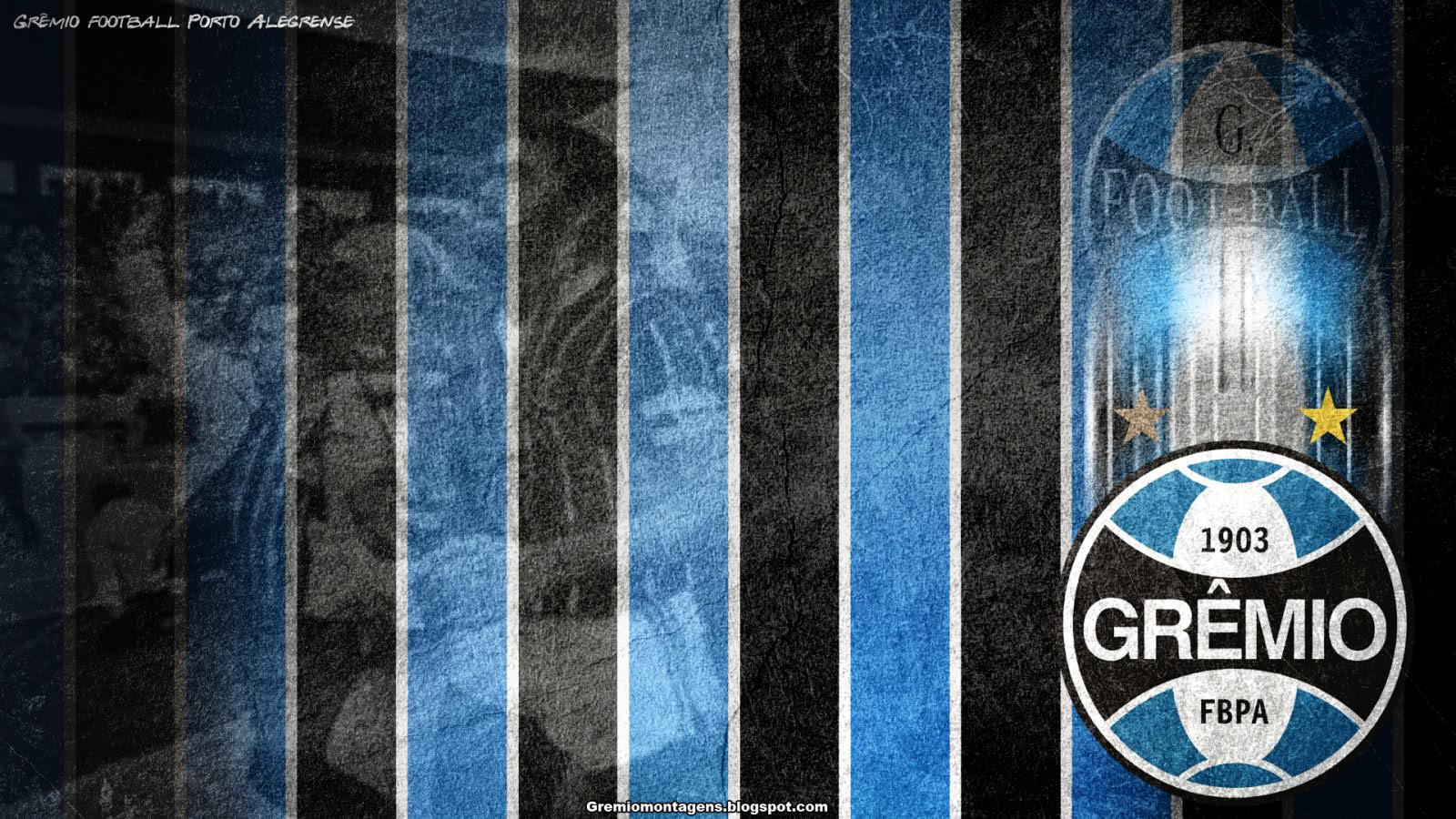 Gremio Football Wallpaper 1600x900