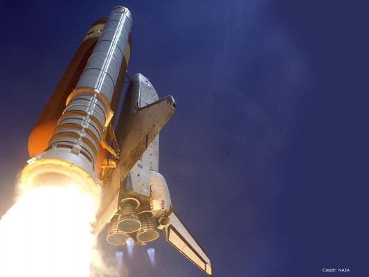 Other Wallpaper - Space Shuttle Discovery Launch - Space wallpapers ...