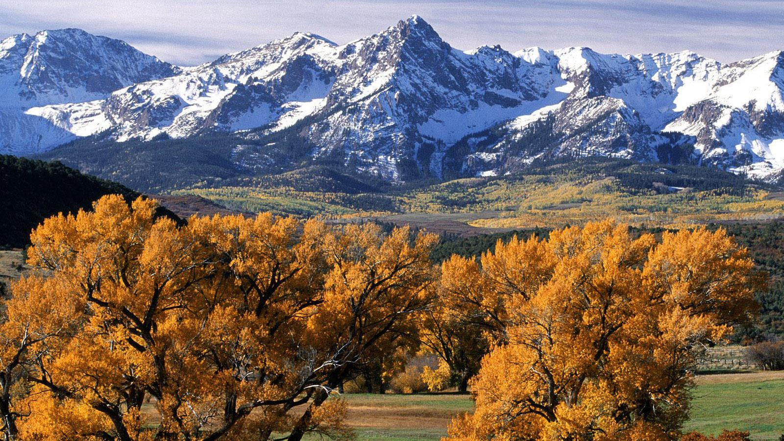 Back Gallery For colorado mountain winter desktop wallpaper 1600x900
