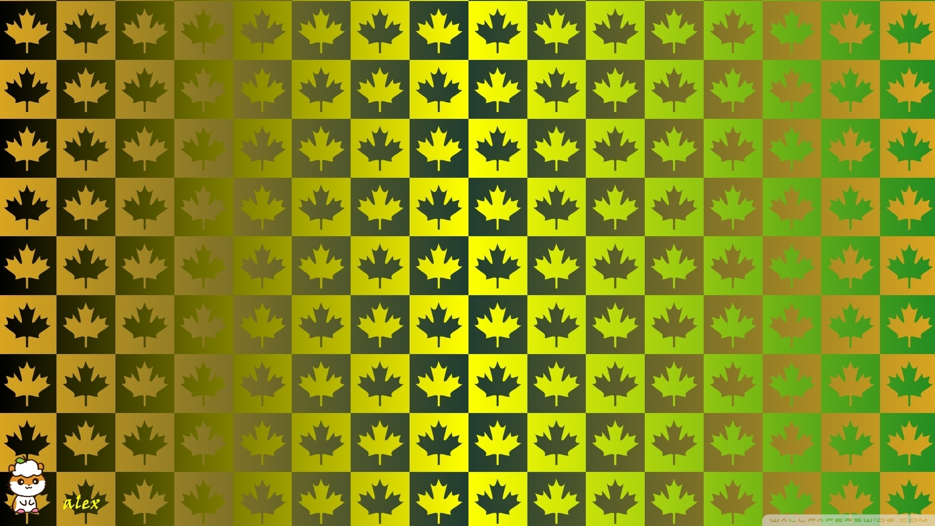 wallpaper pattern flag canada patterns images 1920x1080 1920x1080