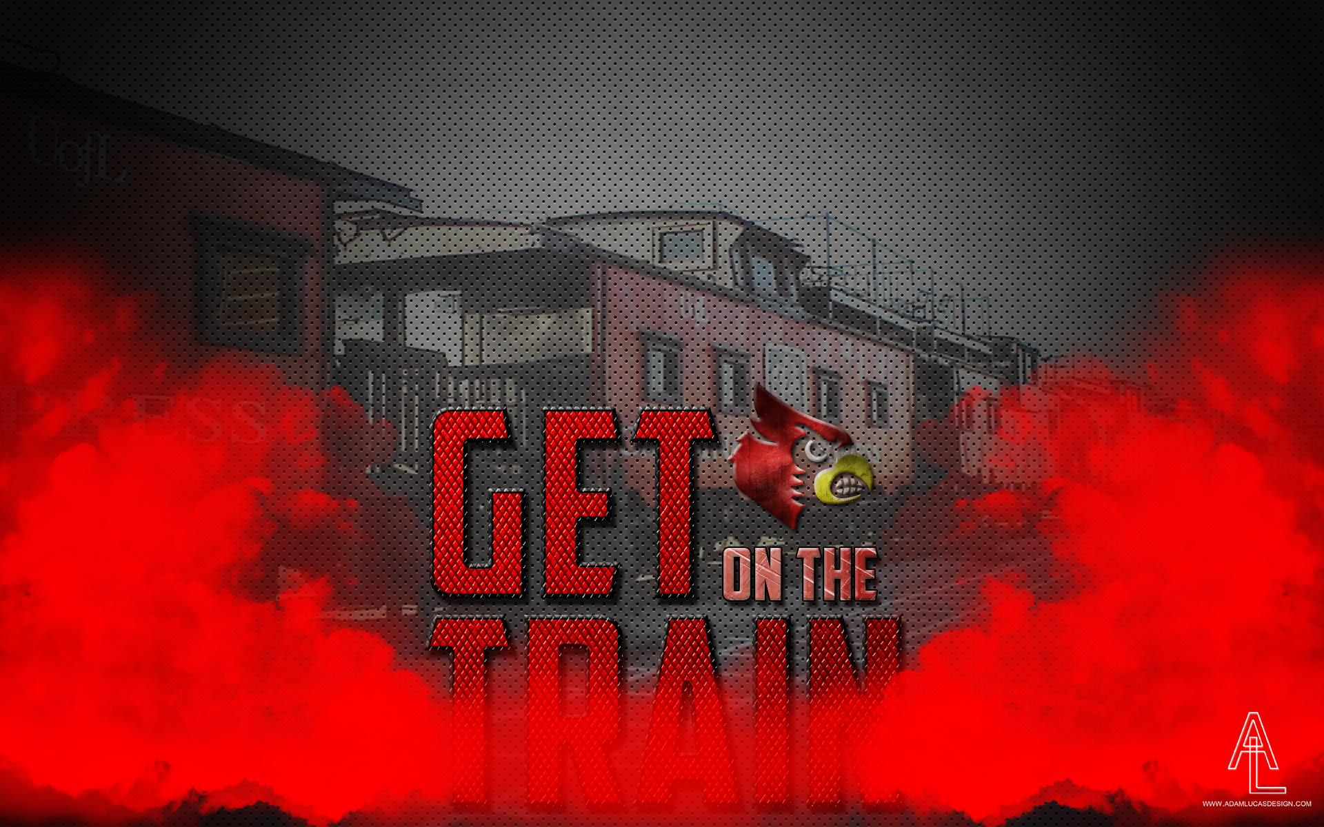 Get On The Train Wallpaper 1920x1200