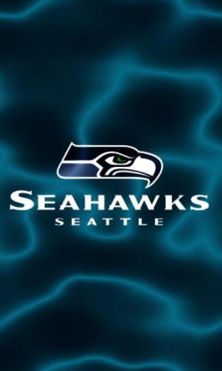 Seahawks Iphone Wallpaper Seattle seahawks blue 325x542