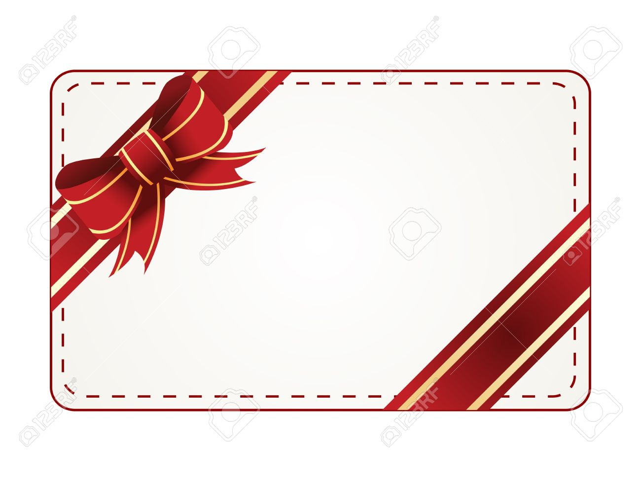 Gift Tag On White Background Royalty Cliparts Vectors And 1300x975